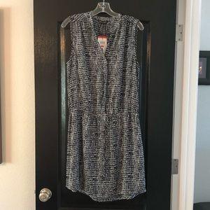 Hilary Radley V-Neck Dress